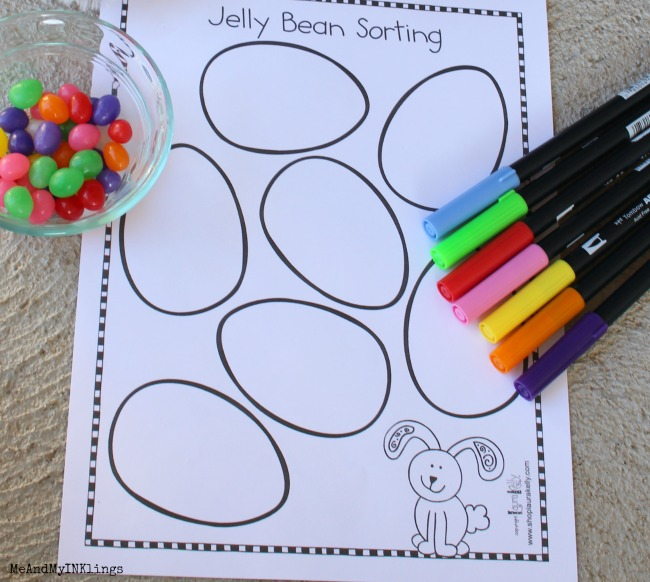 Jellybean-Sorting