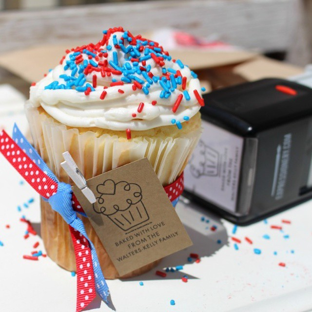 For real, this finely tagged tall #cupcake (thanks to @expressionery…
