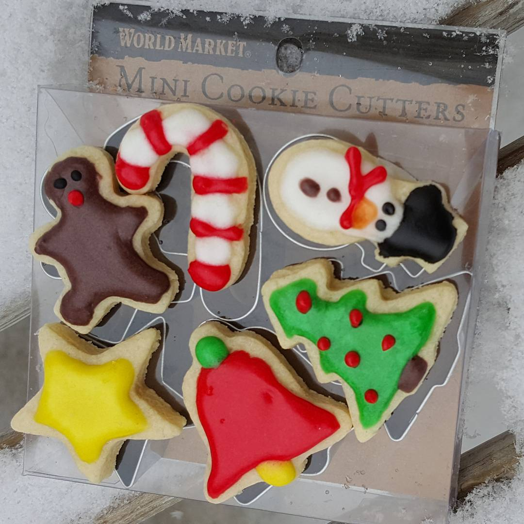 Admit itthese mini cookie cutters from worldmarket are simply adorable!hellip