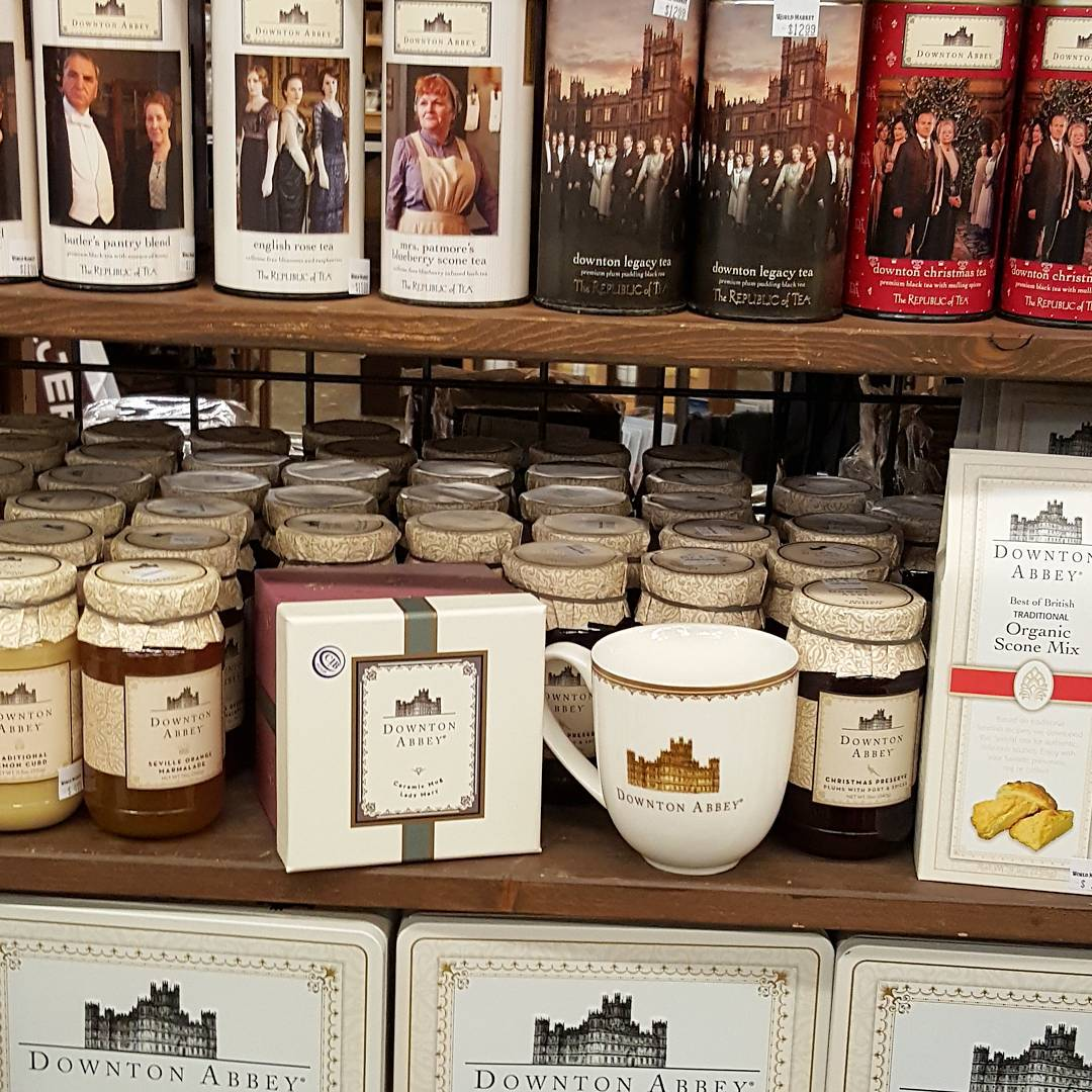 Yay I got the second downtonabbey cup at worldmarket forhellip
