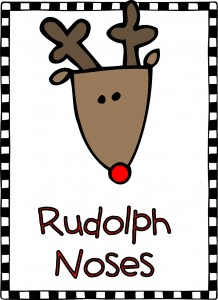Diy Sweet Gifts Reindeer Noses Aka Cherry Bubble Gum Balls