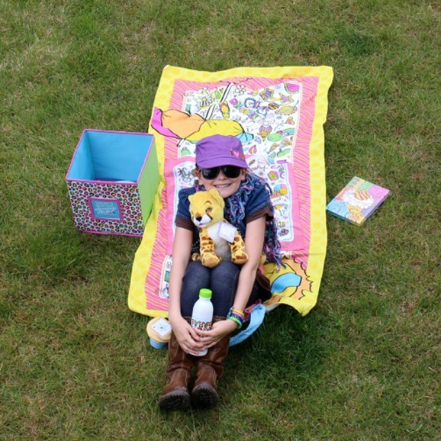 This girl! She earned these 21 prizes and badges for…
