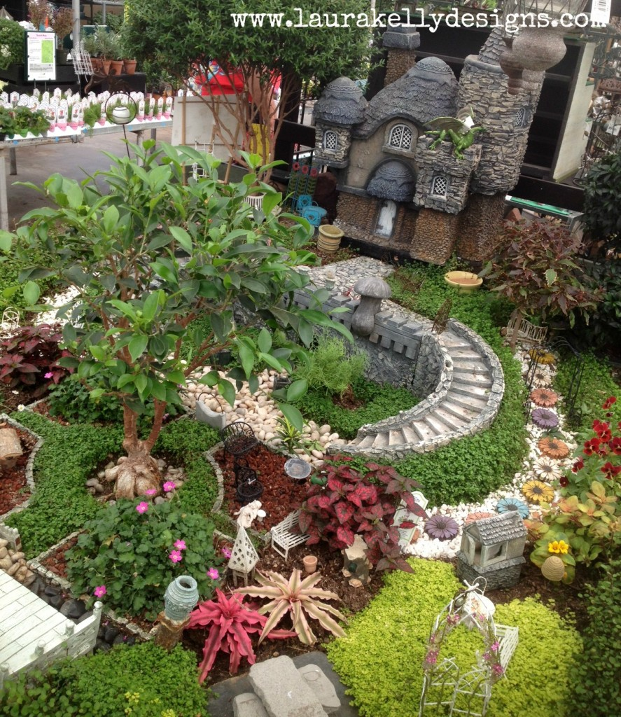 15 Breathtaking Diy Fairy Gardens: DIY Fairy Fun At Tagawa Gardens