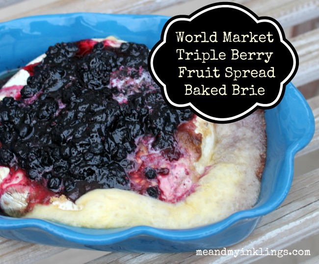 WM Triple Berry Brie Label