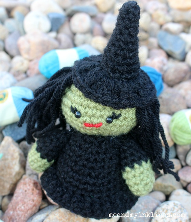 Witch Close Up