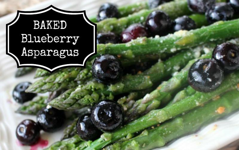Blueberry Asparagus