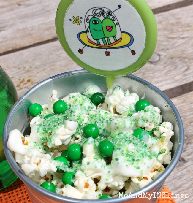 Galactic Popcorn