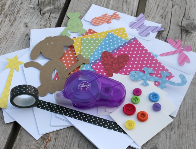 Square Card Making Kit