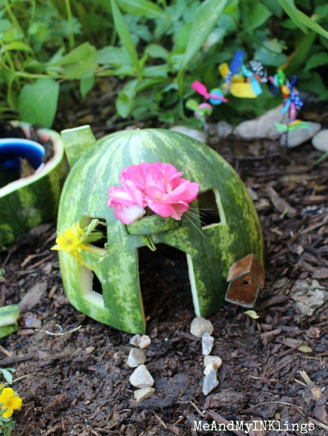 Watermelon Fairy House 2