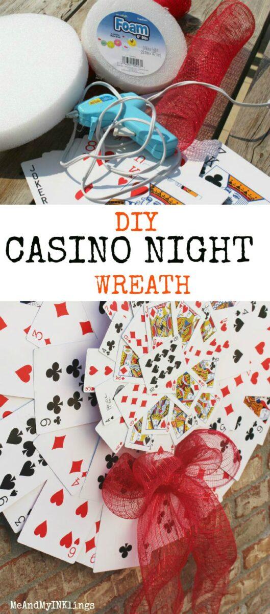 Diy casino night