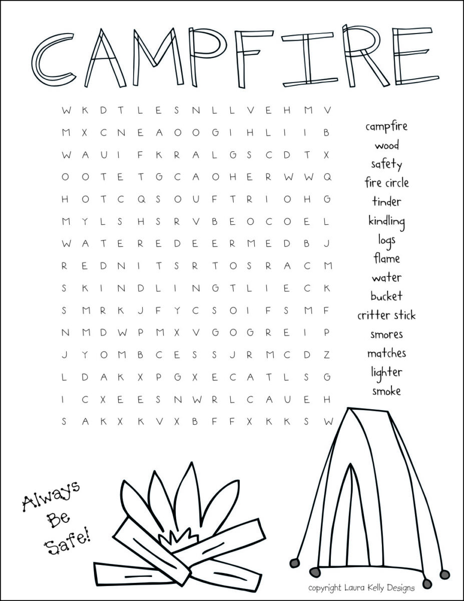 Activities Worksheets For To Build A Fire