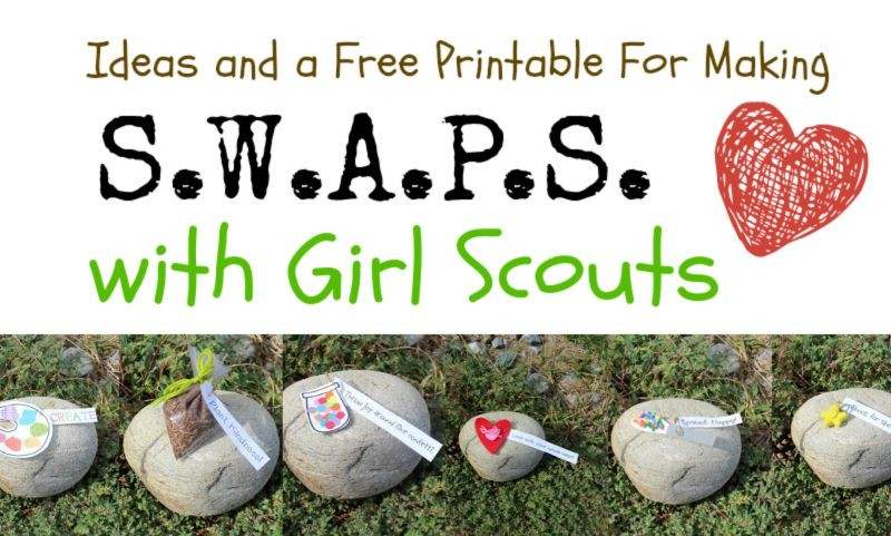SWAPS and More SWAPS with Free Printable