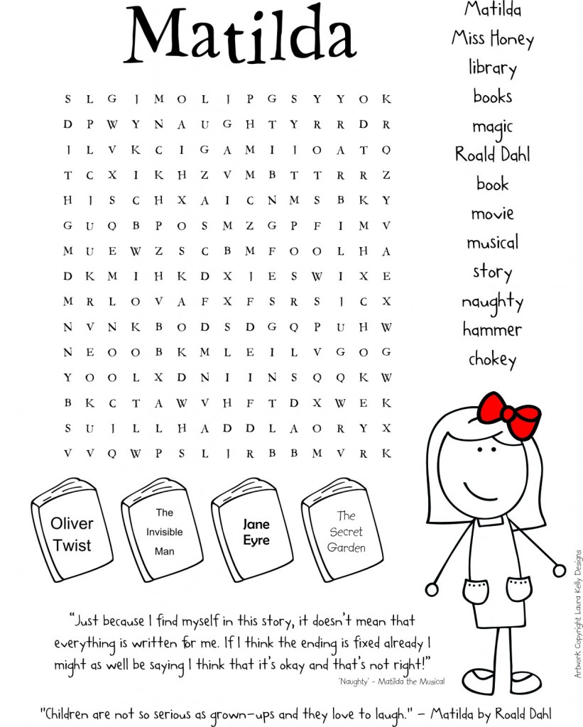 Matilda_WordSearch