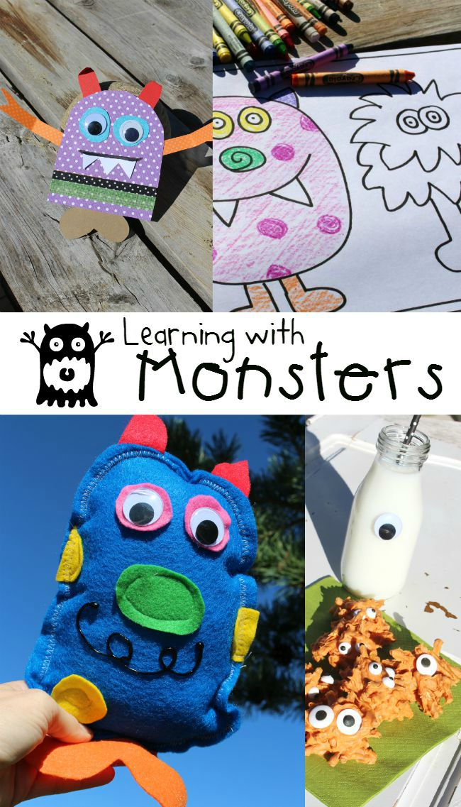 Monster_Learning_Collage