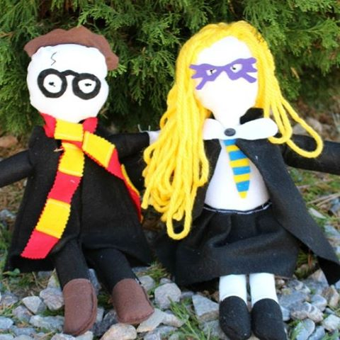 Oh my goodnessmaking dolls with kuningroupfelt and joannstores to takehellip