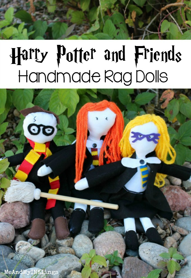 HandMade_Harry_Potter_Dolls