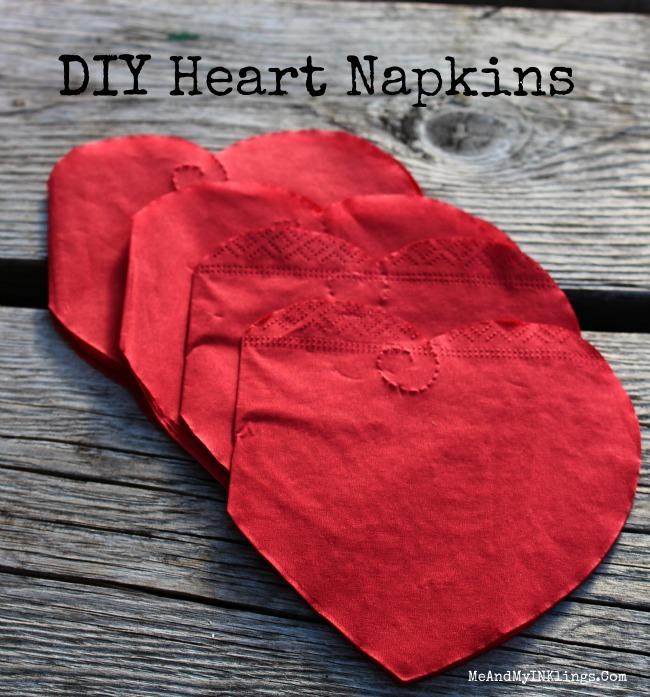 Heart-Napkins