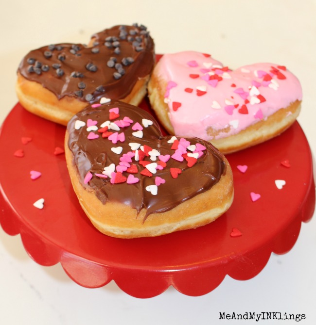 Heart-Donuts