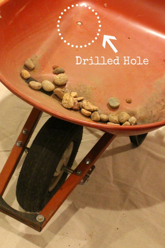 Drilled-Hole