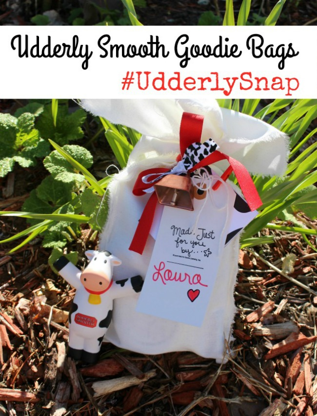 Udderly SMooth Goodie Bag SNAP Confererence