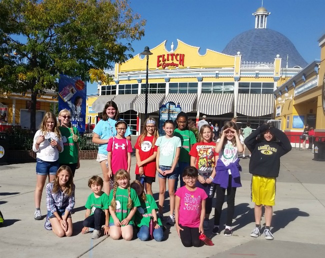 Elitch Gardens TROOp 4233