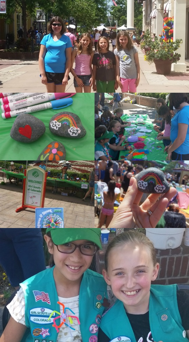 GS Elitch Gardens Collage
