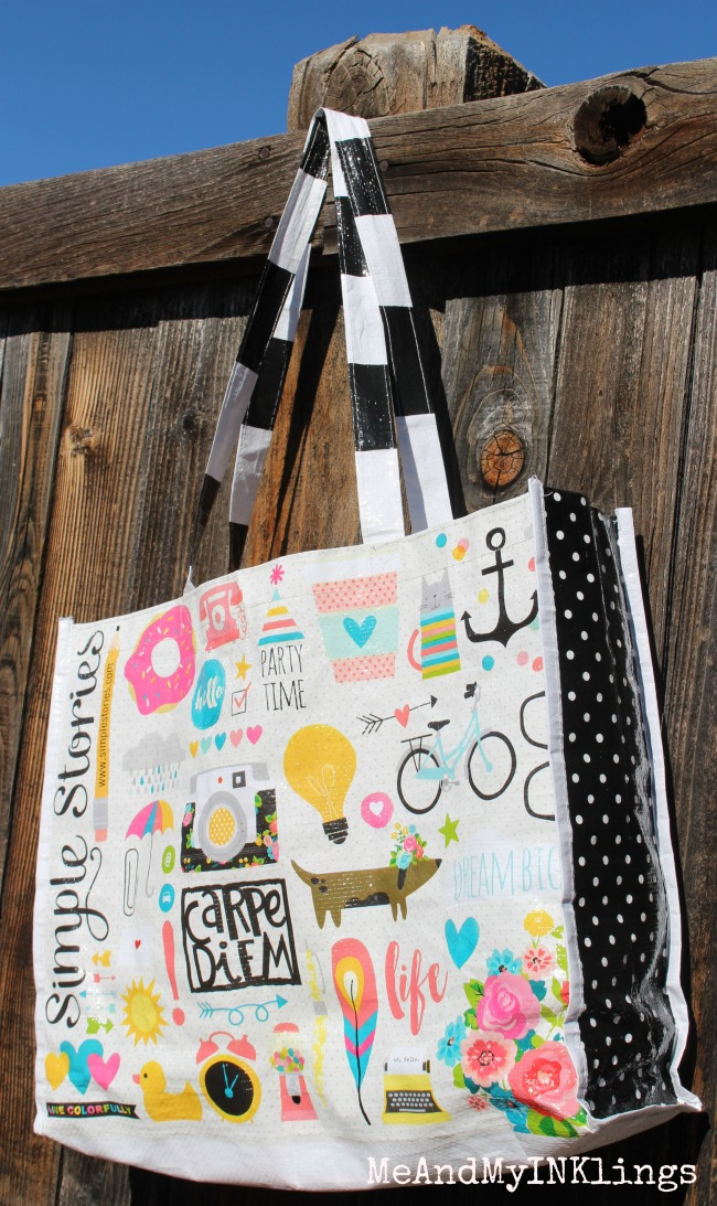 Simple Stories Tote Bag