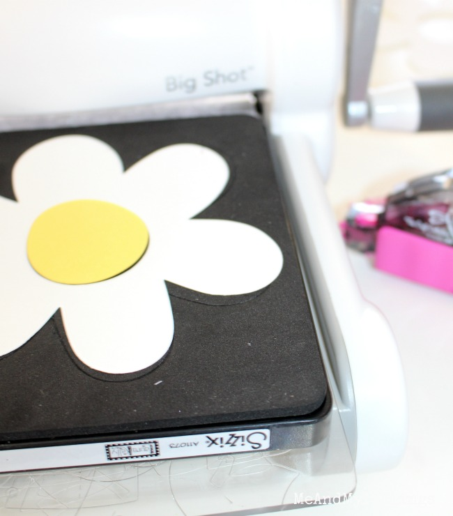 Sizzix Flower Die Cut