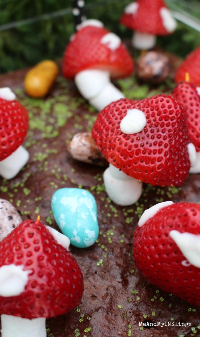 Wonderland Mushrooms 2