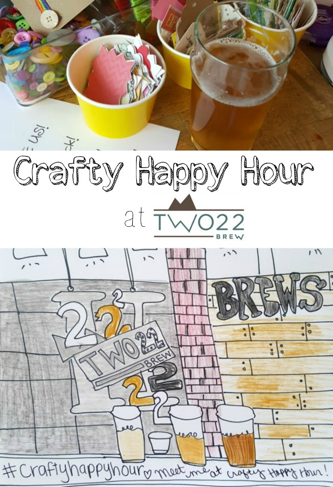 Crafty Happy Hour at Two22