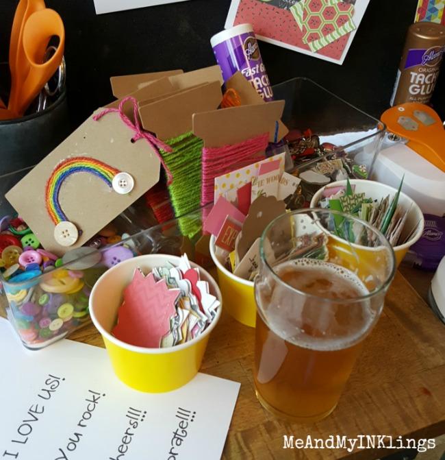 Happy Crafty Bar