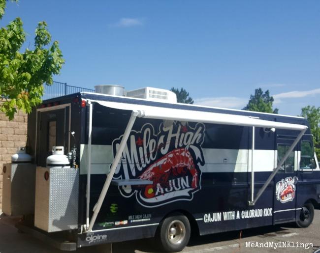 Mile High Cajun Food Truck