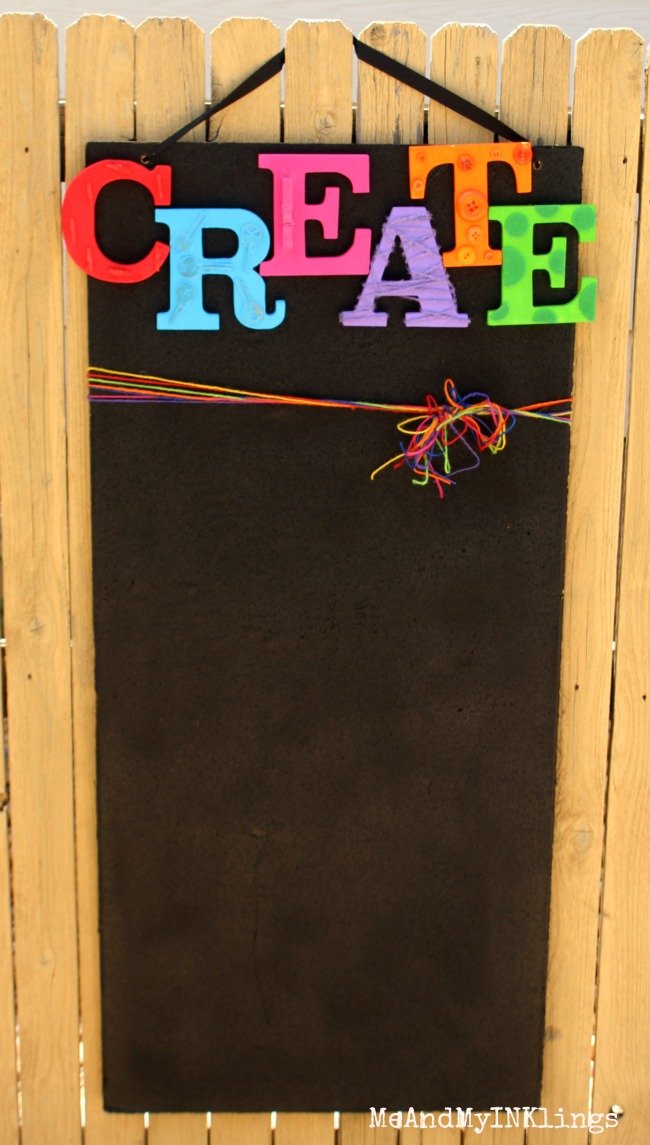 Create Bulletin Board Empty