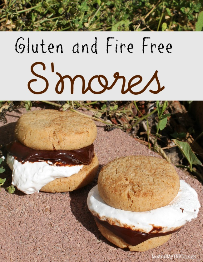 Gluten and Fire Free Smores