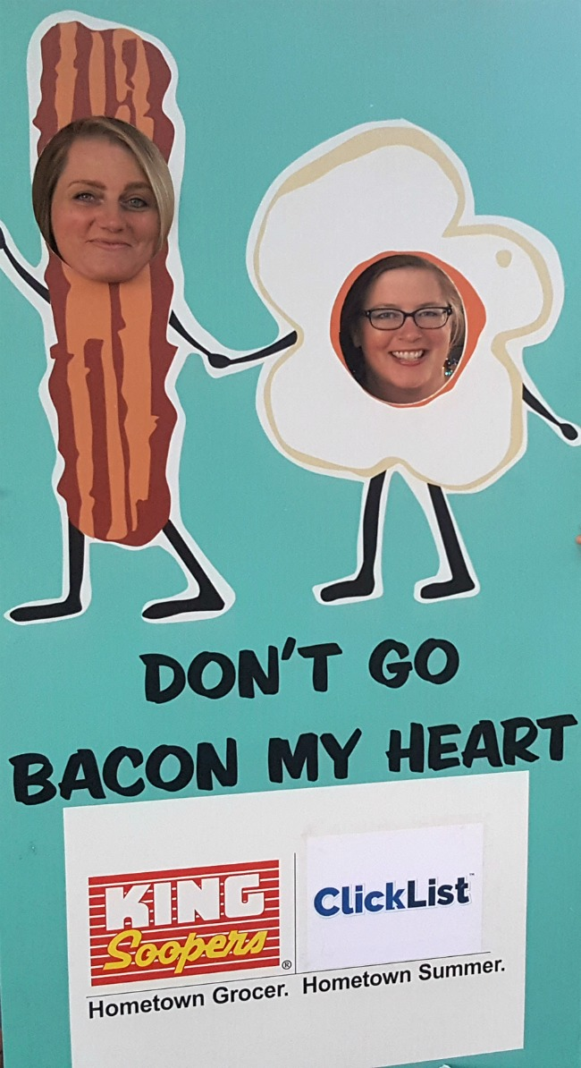 King Soopers Bacon My Heart