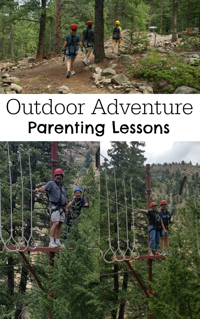 Outdoor Adventure Parenting Tips