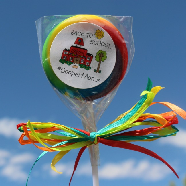 SooperMom Lollipop