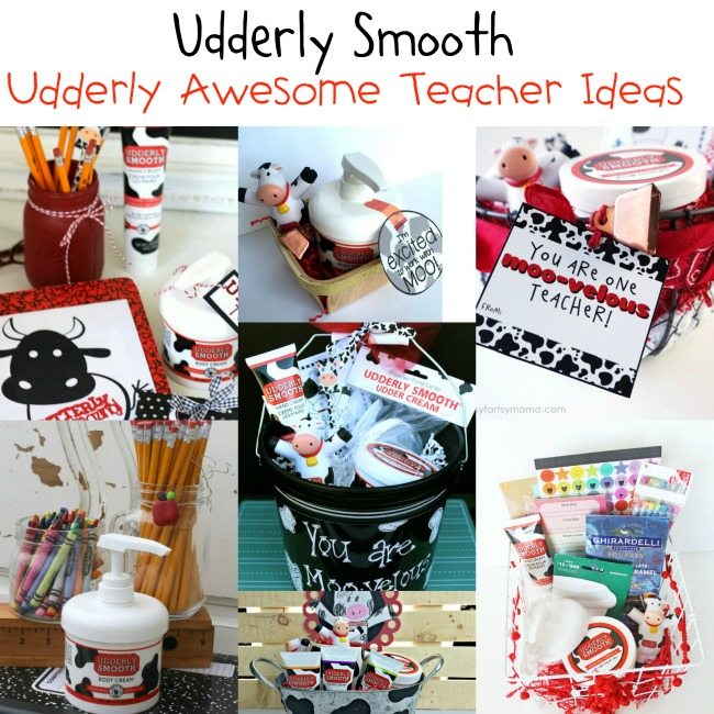 Udderly Smooth Back to School