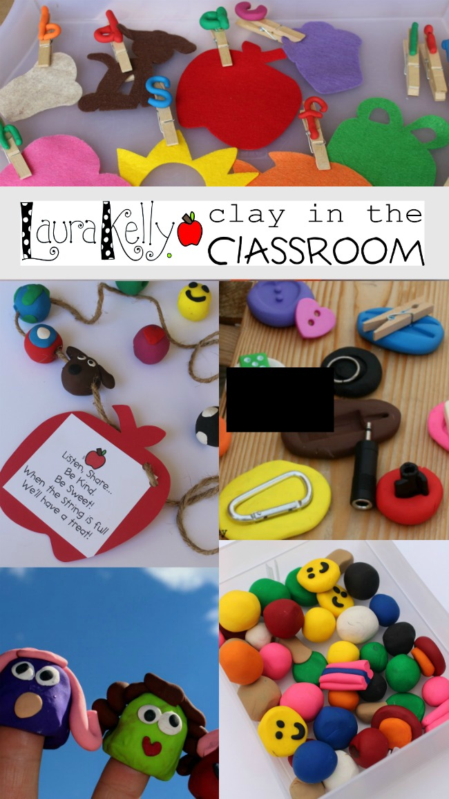 There are lots of great ways for kids to learn with clay. Clay in the Classroom Series Laura Kelly