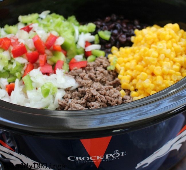 Denver Broncos Crock Pot Beans Ingredients