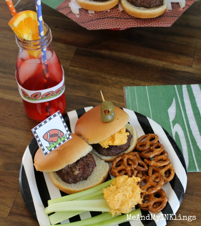 GameDayGreats Sliders and Punch