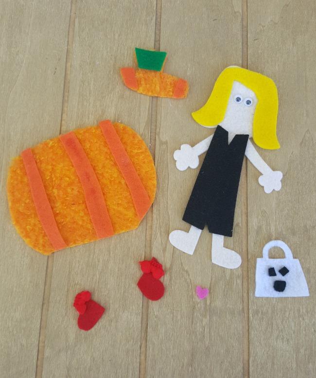 Me and My Peeps Pumpkin Costume