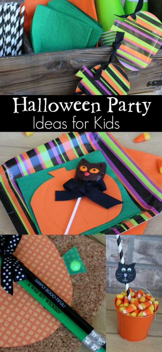 Oriental Trading Halloween Party Ideas