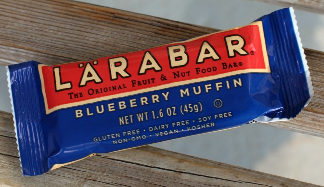 Lara Bar Blueberry Muffin