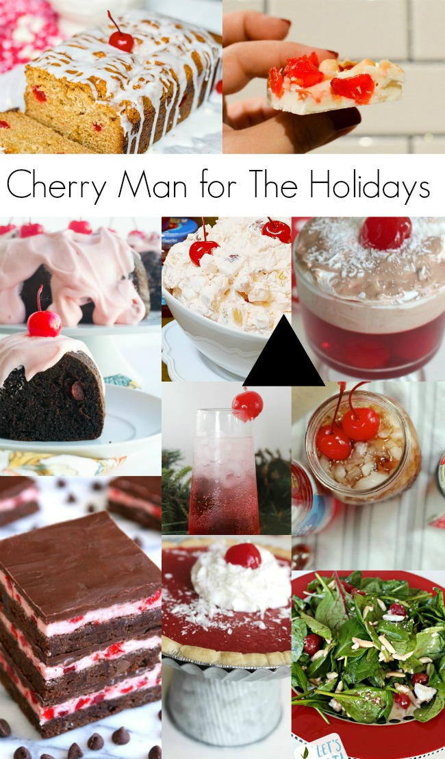 Cherry Man Collage