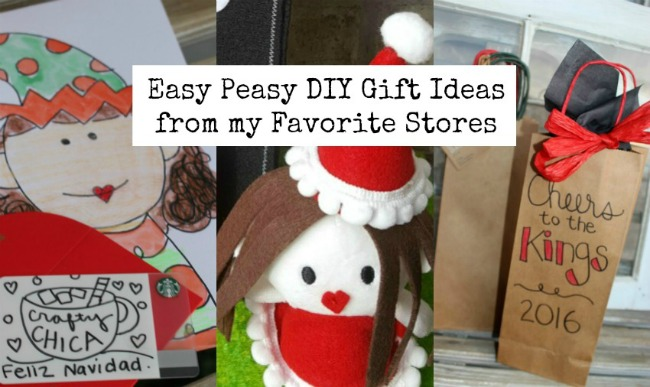 DIY Gift Ideas 650