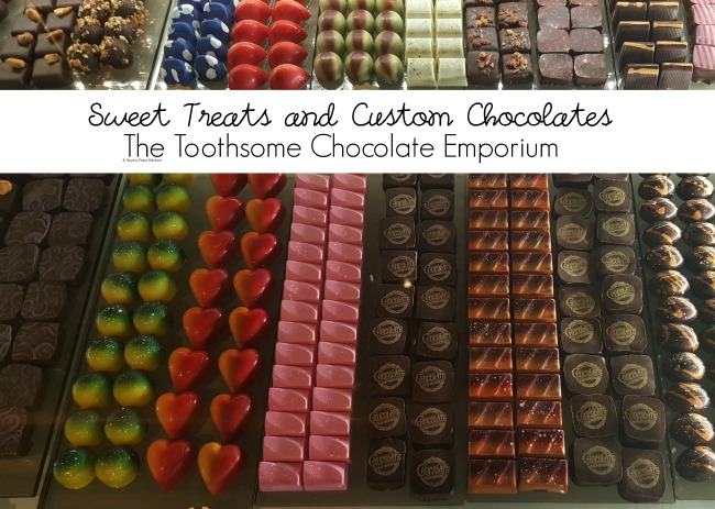 Toothsome Sweet Treats