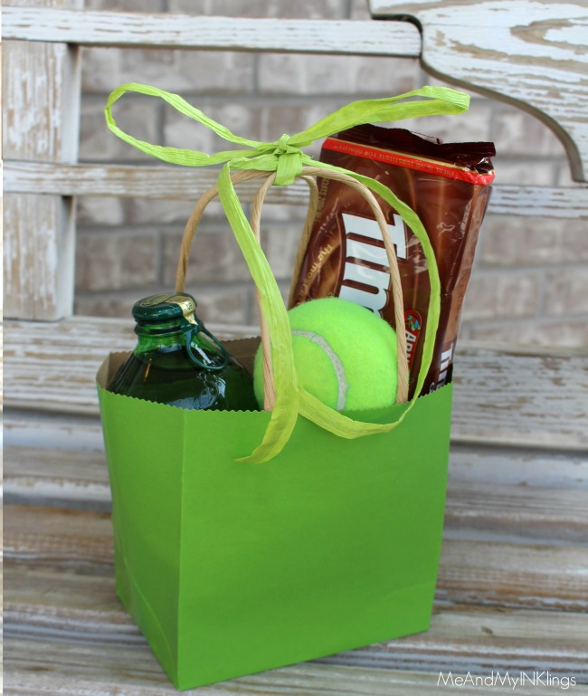 Australian Open Goody Bag