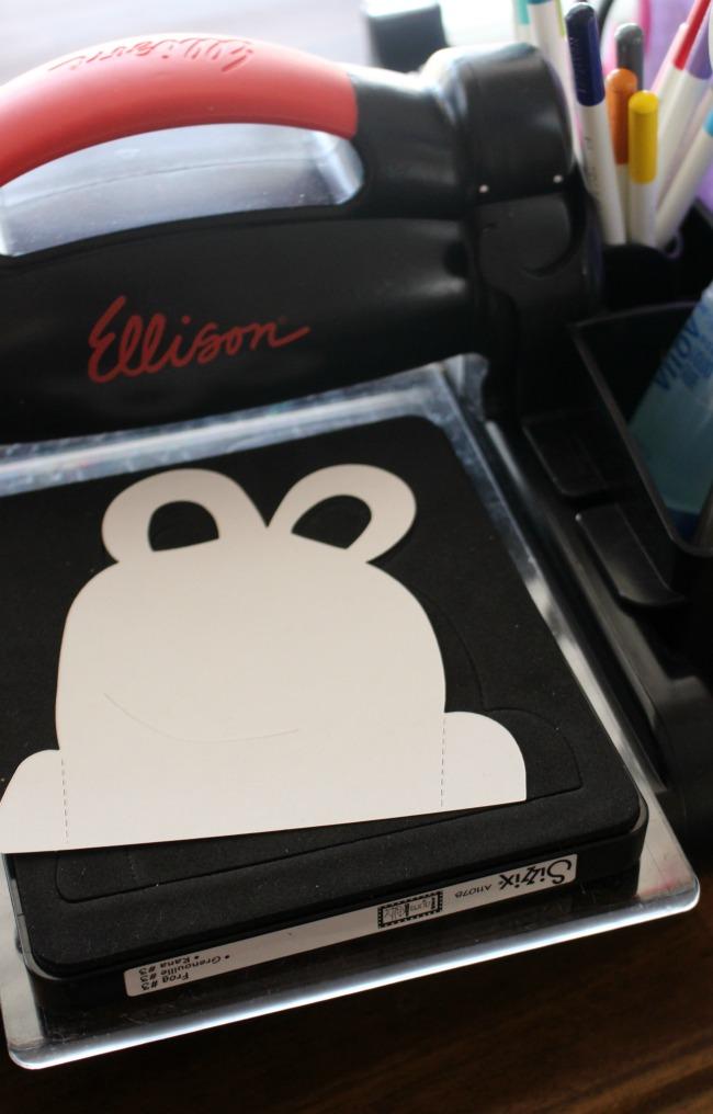 Ellison Frog Die