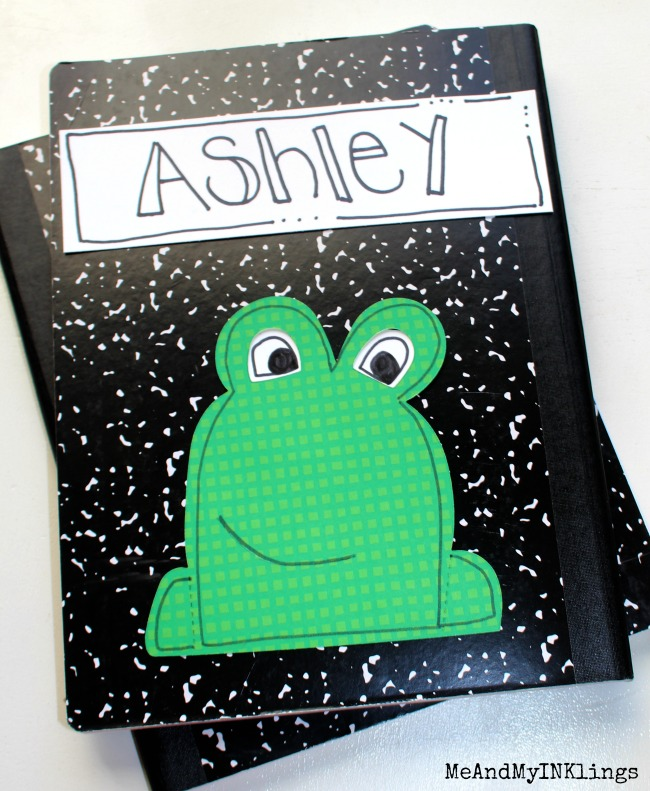Frog Journal Ellison